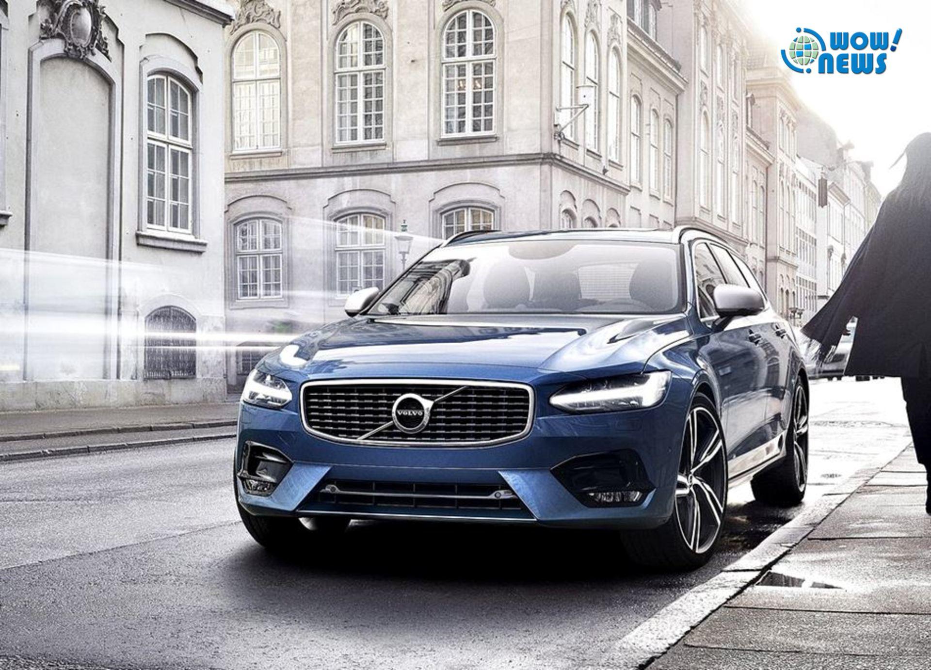 美規新年式VOLVO V90將於2017年北美車展現身!