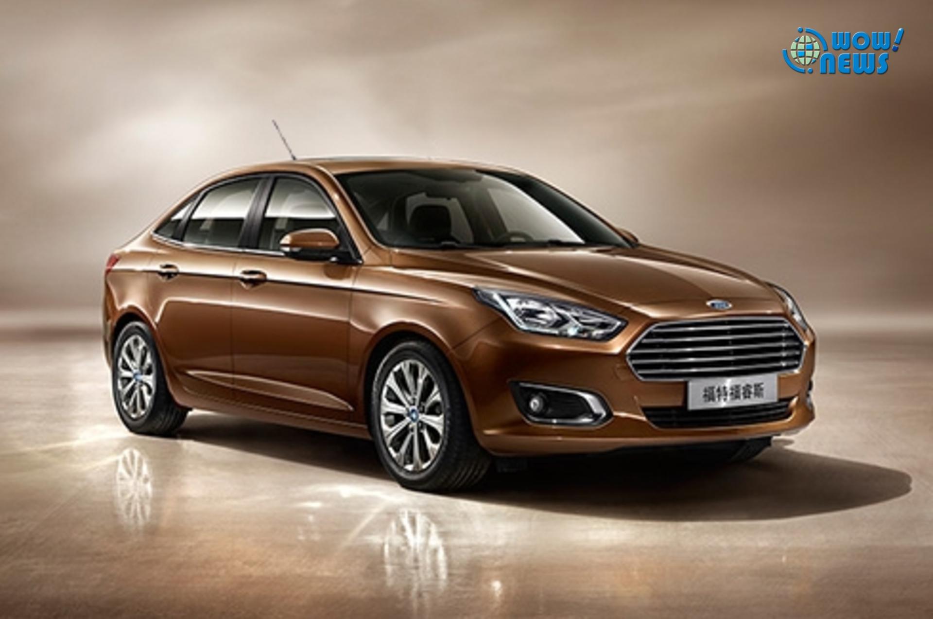 福特六和汽車新增導入中型房車車款: FORD ESCORT